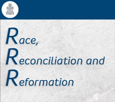 Race Reconciliation and Reformation badge